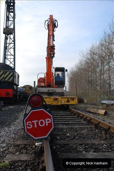2012-02-07 SR Engineering Work on the 08 (181)0668