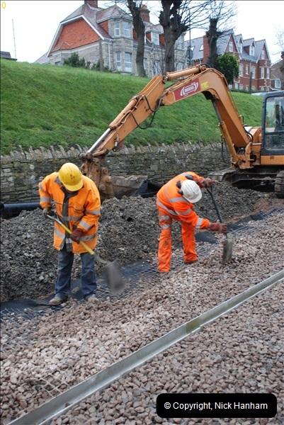 2012-02-07 SR Engineering Work on the 08 (30)0517
