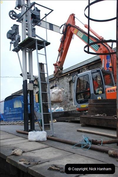 2012-02-07 SR Engineering Work on the 08 (39)0526