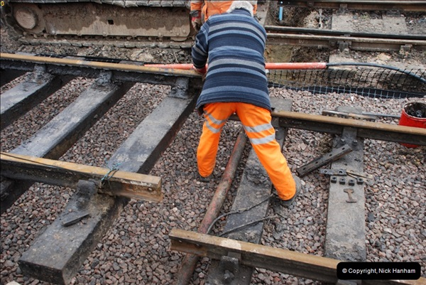2012-02-07 SR Engineering Work on the 08 (73)0560