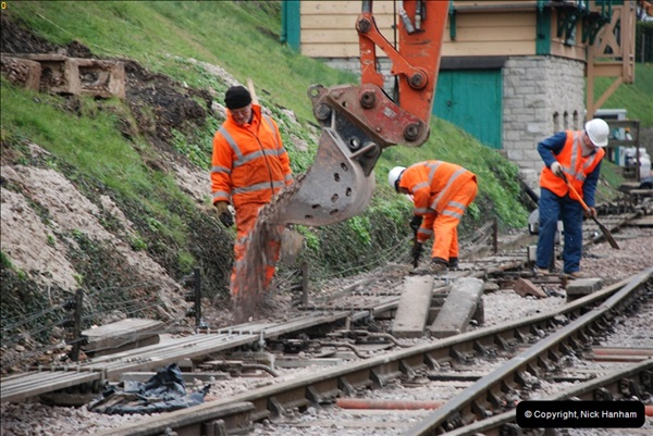 2012-02-08 SR Engineering Work on the 08 (101)0901