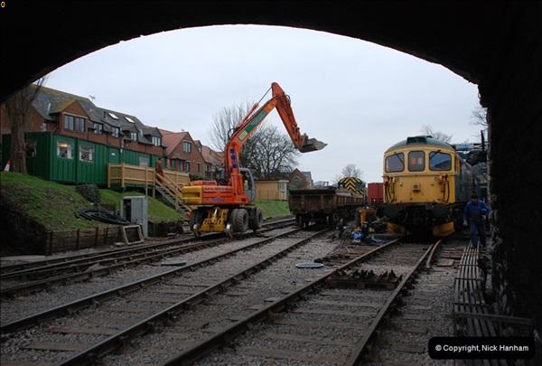 2012-02-08 SR Engineering Work on the 08 (104)0907
