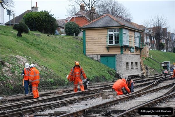 2012-02-08 SR Engineering Work on the 08 (110)0919