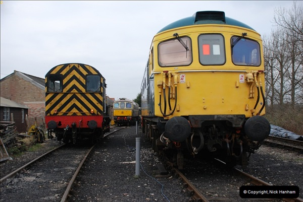 2012-02-08 SR Engineering Work on the 08 (26)0751