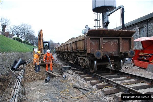 2012-02-08 SR Engineering Work on the 08 (41)0781