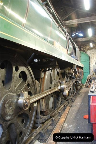 2012-02-08 SR Engineering Work on the 08 (51)0801
