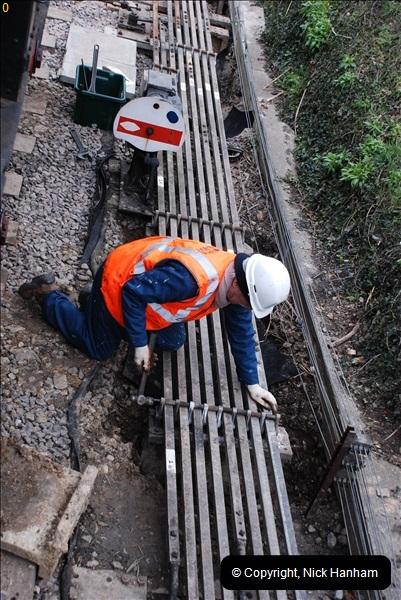 2012-02-08 SR Engineering Work on the 08 (95)0889