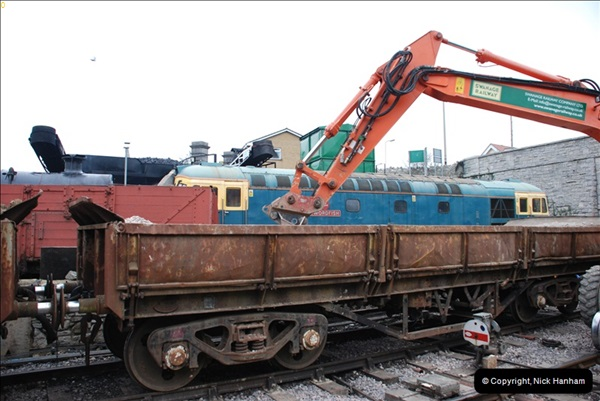 2012-02-08 SR Engineering Work on the 08 (97)0893