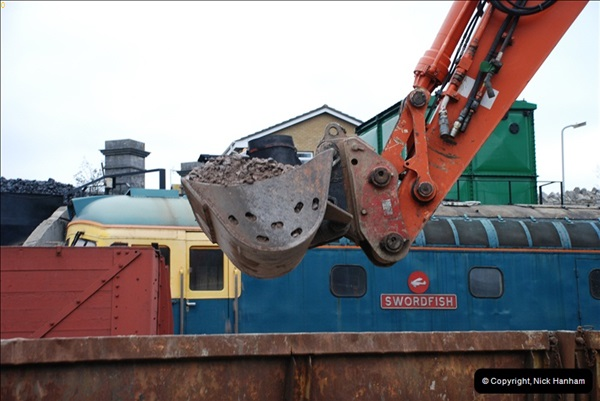 2012-02-08 SR Engineering Work on the 08 (98)0895