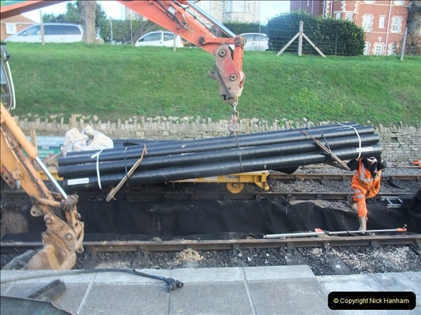 2012-01-23 SR Engineering Work on the 08.  (21)0021