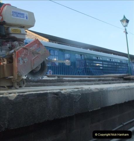 2012-01-23 SR Engineering Work on the 08.  (30)0030