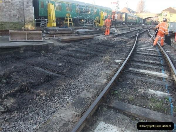 2012-01-23 SR Engineering Work on the 08.  (40)0040