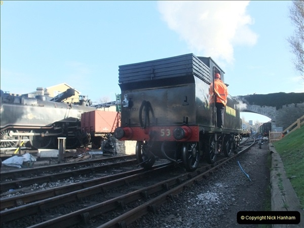 2012-01-23 SR Engineering Work on the 08.  (67)0067
