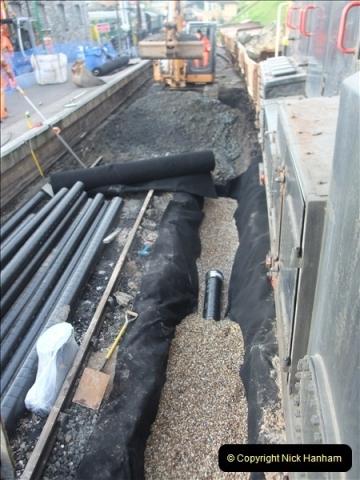 2012-01-23 SR Engineering Work on the 08.  (74)0074