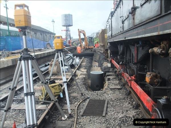2012-01-23 SR Engineering Work on the 08.  (97)0097