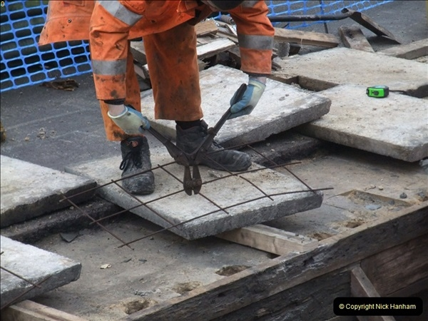 2012-01-25 SR Engineering Work on the 08 (14)0119