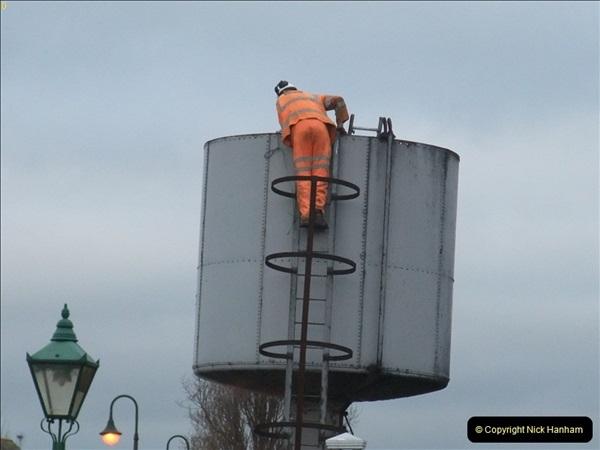 2012-01-25 SR Engineering Work on the 08 (18)0123