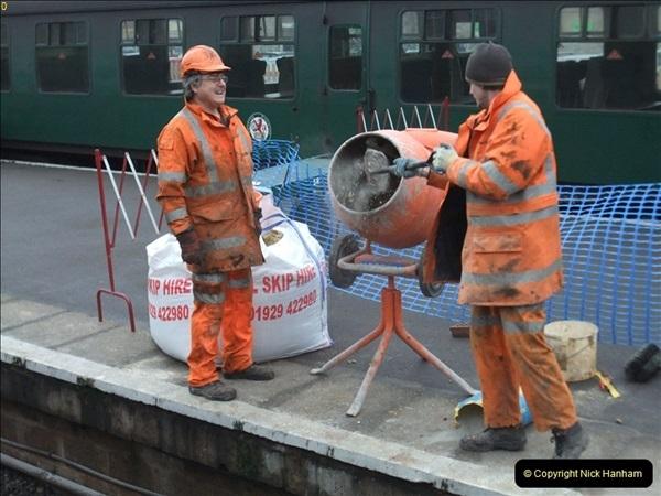 2012-01-25 SR Engineering Work on the 08 (23)0128
