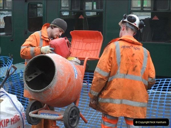 2012-01-25 SR Engineering Work on the 08 (26)0131