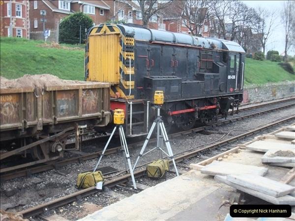 2012-01-25 SR Engineering Work on the 08 (38)0143