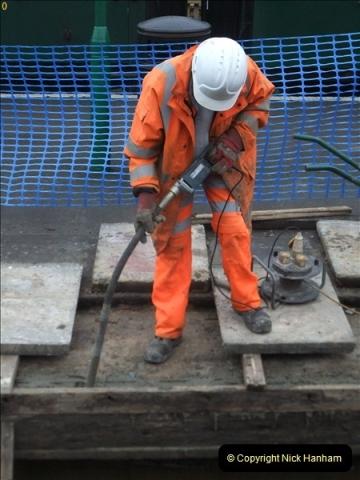 2012-01-25 SR Engineering Work on the 08 (43)0148
