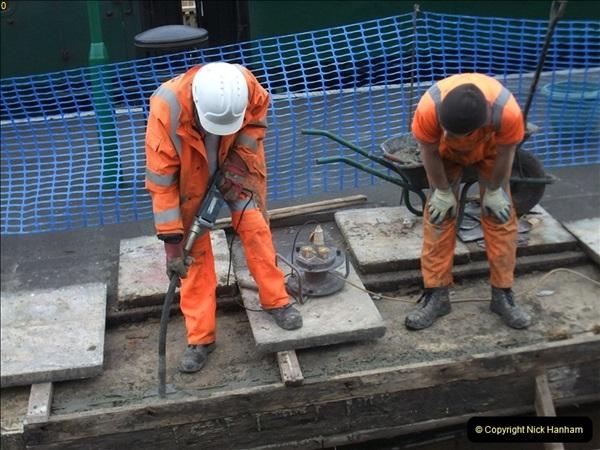 2012-01-25 SR Engineering Work on the 08 (44)0149