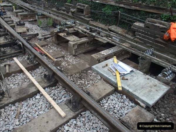 2012-01-25 SR Engineering Work on the 08 (50)0155