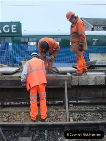 2012-01-25 SR Engineering Work on the 08 (5)0110