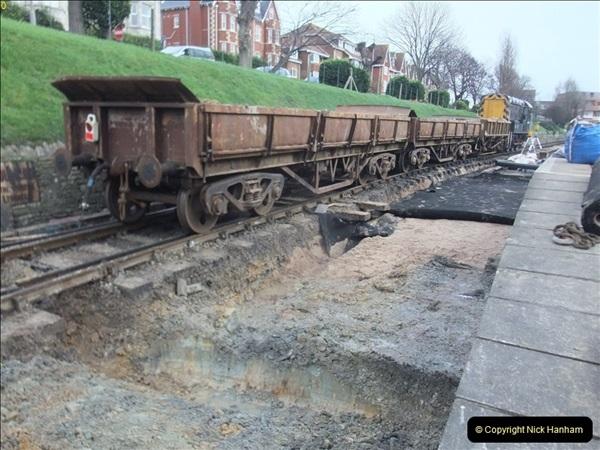 2012-01-25 SR Engineering Work on the 08 (57)0162