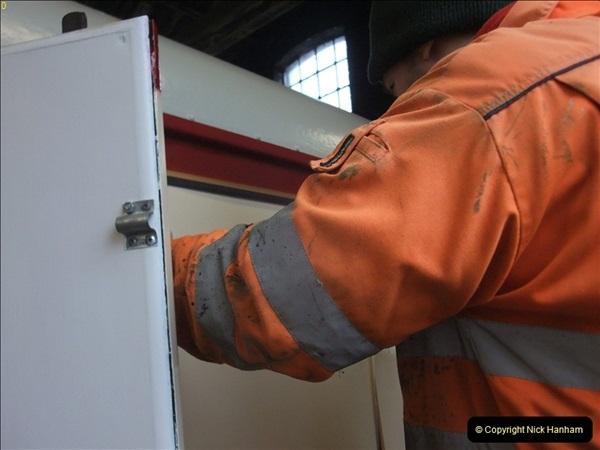 2012-01-25 SR Engineering Work on the 08 (64)0169