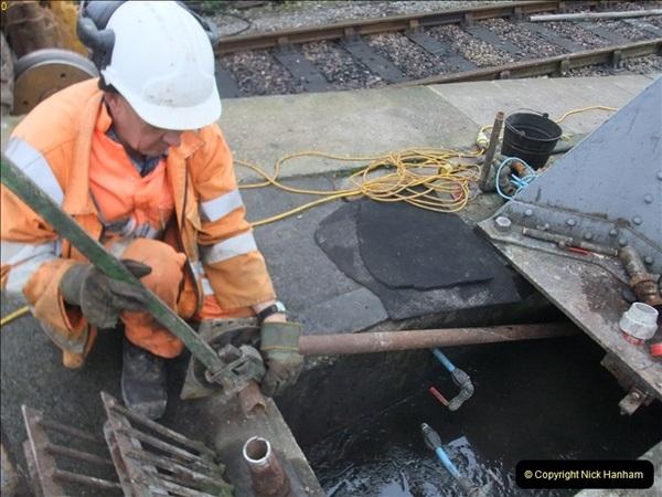 2012-01-25 SR Engineering Work on the 08 (70)0175