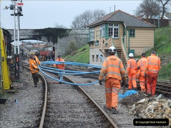2012-01-25 SR Engineering Work on the 08 (71)0176