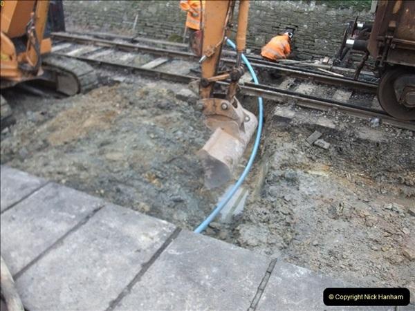 2012-01-25 SR Engineering Work on the 08 (77)0182