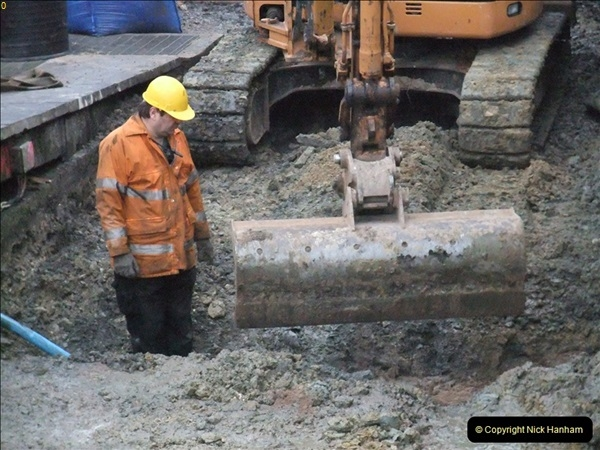 2012-01-25 SR Engineering Work on the 08 (91)0196