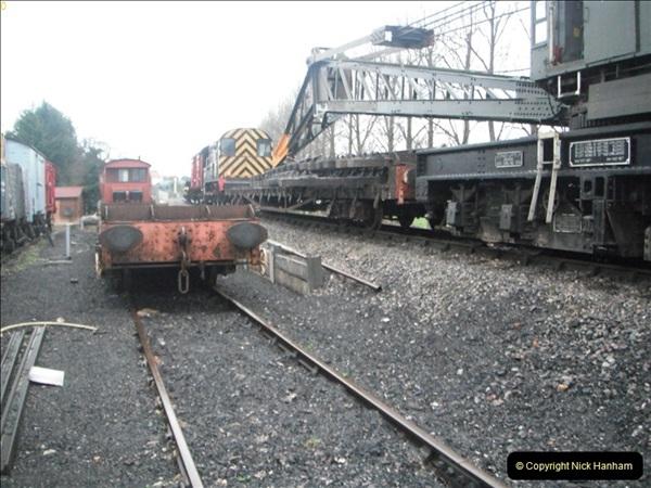 2012-01-30 SR Engineering Work on the 08.  (1)0207
