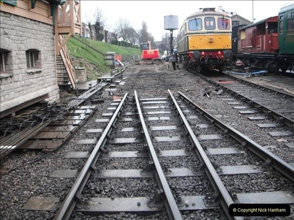 2012-01-30 SR Engineering Work on the 08.  (11)0217