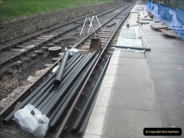 2012-01-30 SR Engineering Work on the 08.  (25)0231