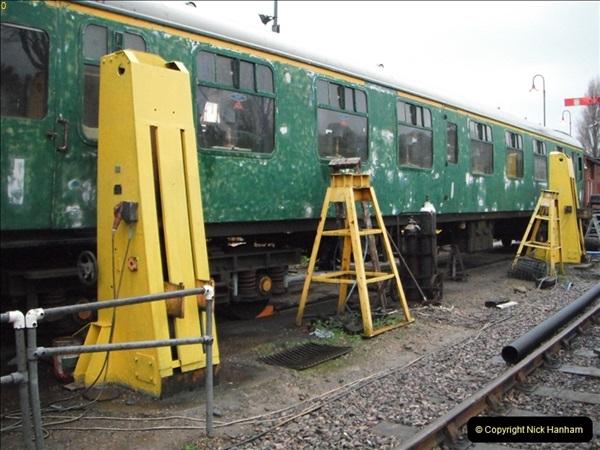 2012-01-30 SR Engineering Work on the 08.  (28)0234