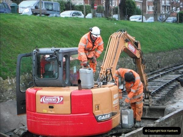 2012-01-30 SR Engineering Work on the 08.  (45)0251
