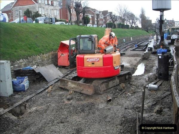 2012-01-30 SR Engineering Work on the 08.  (48)0254