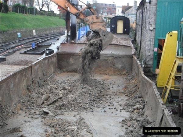 2012-01-30 SR Engineering Work on the 08.  (49)0255
