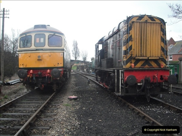2012-01-30 SR Engineering Work on the 08.  (73)0279