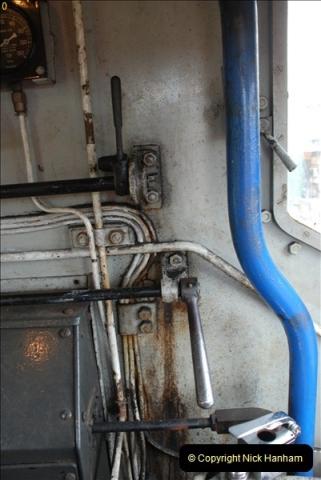 2012-01-31 SR Engineering Work on the 08.  (124)0413