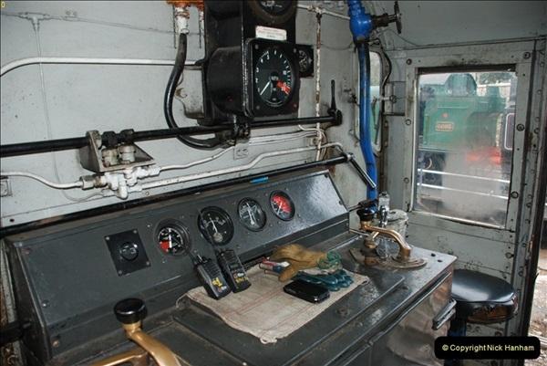 2012-01-31 SR Engineering Work on the 08.  (131)0420