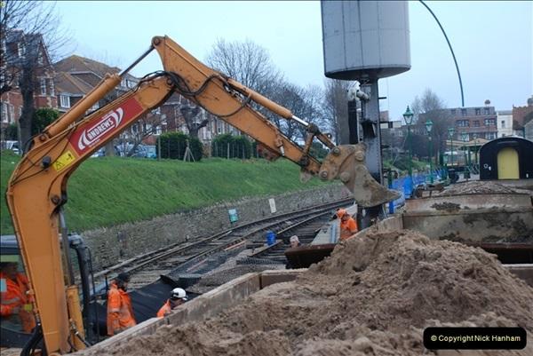 2012-01-31 SR Engineering Work on the 08.  (146)0435