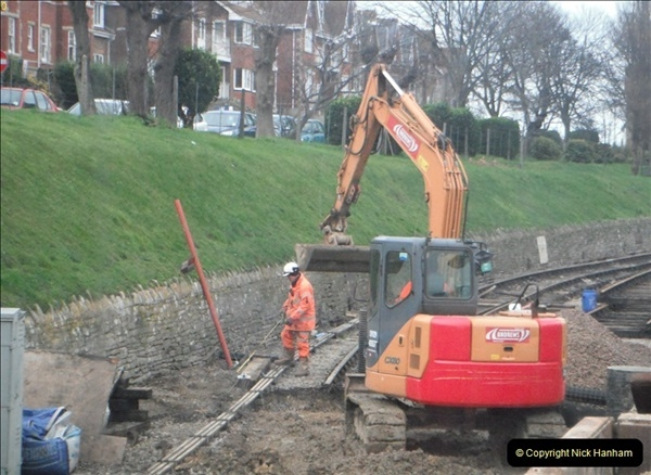 2012-01-31 SR Engineering Work on the 08.  (158)0447