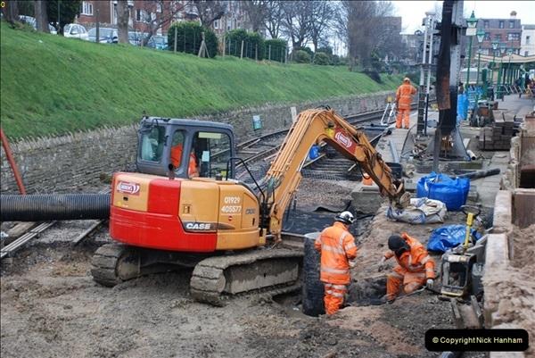 2012-01-31 SR Engineering Work on the 08.  (164)0453