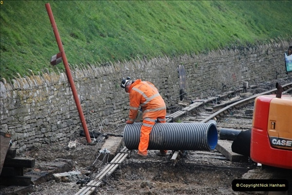 2012-01-31 SR Engineering Work on the 08.  (172)0461
