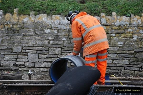 2012-01-31 SR Engineering Work on the 08.  (174)0463