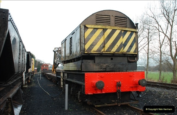 2012-01-31 SR Engineering Work on the 08.  (18)0307